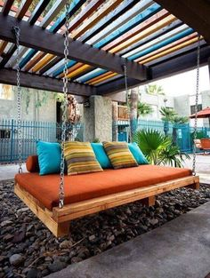 Backyard ideas, create your unique awesome backyard landscaping diy inexpensive on a budget patio - Small backyard ideas for small yards ideas patio Backyard Ideas For Small Yards, Backyard Patio Designs, Small Backyard Landscaping, Diy Patio, Small Patio, Landscaping Ideas, Patio Ideas, Backyard Projects, Pergola Ideas