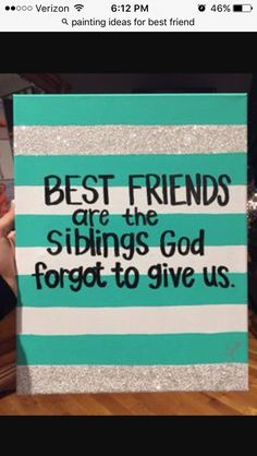 TRUE , TRUE , TRUE . Best Friend Christmas Gifts, Best Friend Presents, Bestfriend Gifts For Christmas, Best Friend Birthday Gifts, Diy Best Friend Gifts, Bestie Gifts, Bestfriend Present Ideas, Best Friend Quotes, Present For Best Friend