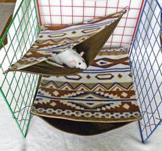 Rat hammocks