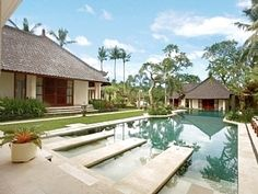 Beautiful Balinese villa