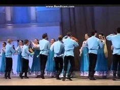 Русский народный танец Балалайка.   Исполняет ансамбль Березка