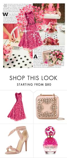 """""""#131"""" by beautifulplace ❤ liked on Polyvore featuring Manolo Blahnik, Alexandre Birman, Marc Jacobs and Bare Escentuals"""
