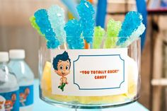 Hostess with the Mostess® - Bubble Guppies Theme Birthday Party