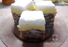 Madártejes mákos guba Hungarian Desserts, Hungarian Recipes, Guam, Tiramisu, Cheesecake, Pudding, Favorite Recipes, Sweets, Cooking