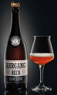 Welde Jahrgangsbier 20 All Beer, Wine And Beer, Best Beer, Beer Brewing, Home Brewing, Craft Bier, Pint Of Beer, Beers Of The World, Beer Brands