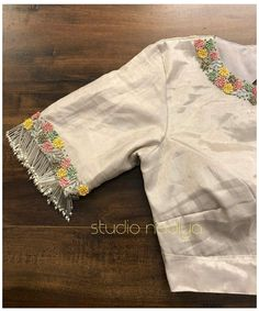 Best Blouse Designs, Sari Blouse Designs, Designer Blouse Patterns, Bridal Blouse Designs, Hand Work Blouse Design, Stylish Blouse Design, Home Fashion, Designs For Dresses, Couture