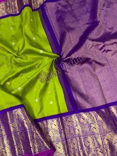Gadwal Sarees Silk, Kuppadam Pattu Sarees, Bengali Saree, Silk Saree Kanchipuram, Indian Bridal Sarees, Kalamkari Saree, Bridal Silk Saree, Indian Silk Sarees, Silk Lehenga