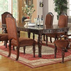 Acme Furniture Quimbly Dining Side Chairs - Set of 2 - 60277
