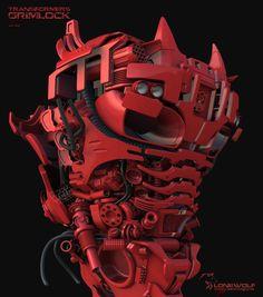 Transformers Grimlock