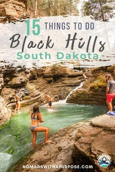 South Dakota Vacation, South Dakota Travel, Road Trip To Colorado, Best Campgrounds, Road Trip Adventure, Vacation Spots, Vacation Travel, Summer Travel, Best Hikes