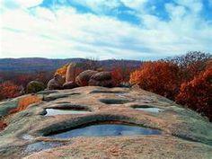 Elephant Rocks State Park, St. Francois Mountains, Missouri