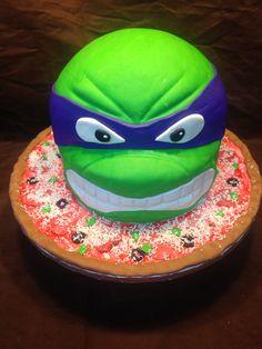 Donatello Cake Custom Cakes, Personalized Cakes, Personalised Cake Toppers