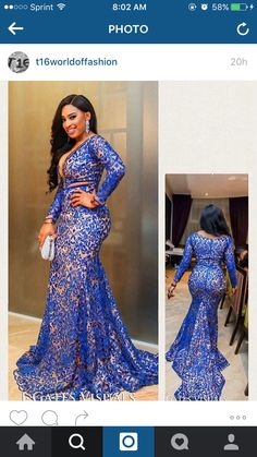 Nigerian Lace Styles For Wedding [April African Lace Styles, African Lace Dresses, African Wedding Dress, Latest African Fashion Dresses, African Print Fashion, Africa Fashion, African Dresses For Women, African Prints, African Women