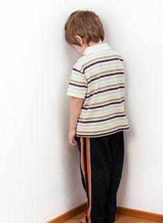 Cómo aplicar castigos a los niños