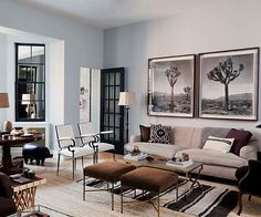 Home Design Inspirations by Nate Berkus | see more inspiring articles at http://www.delightfull.eu/en/inspirations/