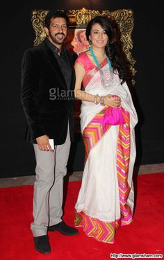 Kabir Khan & Mini Mathur at Bollywood celebs at Jab Tak Hai Jaan grand premiere - photo 55