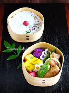 Japanese food / bento
