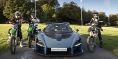 Vidéo: McLaren Senna vs 3 motocross à Goodwood pour la sortie de Forza Horizon 4 Motocross Bikes, Sport Bikes, Jeux Xbox One, Forza Horizon 4, Off Road Racing, Motorcycle News, Racing News, Dirtbikes, Latest Cars