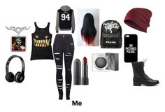 """""""ME"""" by raven-is-awesome on Polyvore"""