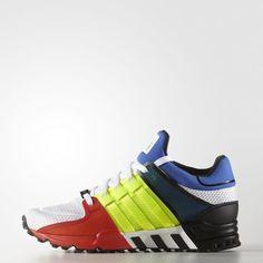 new arrivals 272d9 57e41 A re-engineered classic, the Equipment Running Support shoe has an updated…  Gold AdidasAdidas MenRunning EquipmentGirls SneakersMen s ...