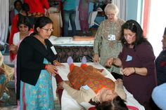 Healing Touch in Nepal