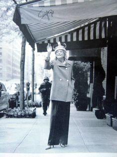 Nan Kempner had great style.