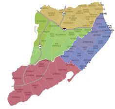 Areas of Staten Island NY