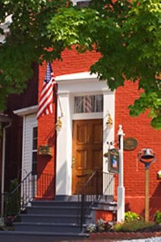 The Bruce House Inn - Cumberland, Maryland. Cumberland Bed and Breakfast Inns