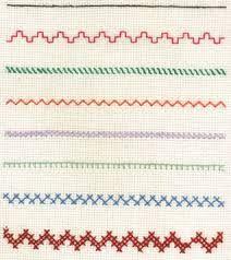 patrones gratis punto de cruz - Buscar con Google Kindergarten, Embroidery, Koti, Google, Hand Embroidery Stitches, Embroidered Towels, Free Pattern, Toss Pillows, Punto De Cruz