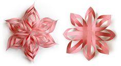 25 paper ornaments