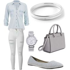 A fashion look from July 2015 featuring maurices tops, Frame Denim jeans and Wet Seal flats. Browse and shop related looks.