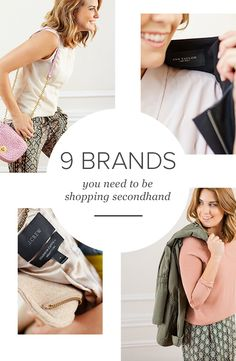 If you buy secondhand, you end up with high-quality pieces (sometimes even brand new with tags) but at a fraction of the original price. Not to mention you can suddenly afford even pricier items and brands than you could before, and you can purchase them without breaking the bank or feeling guilty – score!  Where else can you snag a $385 Theory blazer for only $71.99 or $355 Stuart Weitzman flats for only $20.99? This (shopping on thredUP, that is) is a whole new world.