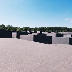 If you go to Berlin you MUST visit the holocaust memorial and the museum. It's FREE of charge and you will learn so much. It's truly touching and it's so important that we all carry this knowledge with us. - - - - - - - - - - - - - - - - #travel #travels #traveler #traveling #travelgram #berlin #museum #museums #germany #berlin365 #holocaustmuseum #holocaustmemorial #europe #eurotrip #summer #throwbackthursday #travelblogger #travelphotography #pictureoftheday #thursday #berlinwall…