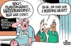 Common Sense: Politics!: The Misconception About Having a Bleeding Heart.