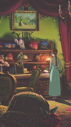 Studio ghibli,howl's moving castle,hayao miyazaki – My CMS Howl's Moving Castle, Howls Moving Castle Wallpaper, Hayao Miyazaki, Art Studio Ghibli, Studio Ghibli Movies, Studio Art, Totoro, Anime Kunst, Anime Art