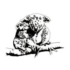 Close To Home. Koala letter K 😊 #AwesomeA-Z #koala #natureart #wildlife #wildlifeart #safe #family #loveforart #love #support #daily #dailyart #awesome #awareness #sammyjackles #peace #awesomeanimalart #art🎨 #artstagram #artchallenge