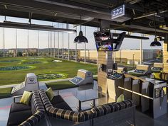 The premier entertainment and event venue in West Chester Township with fun point-scoring golf games for all skill levels, upscale bar food and drinks, music and more!