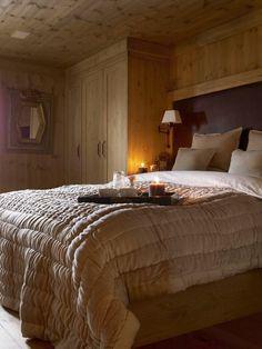 J'aimerais rëver dans cette chambre....