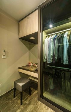 808C Chai Chee, Traditional HDB, Dressing Table & Wardrobe