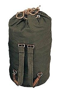 Nato Heavy Canvas Duffle Bag - SURPLUS