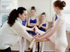 View top-quality stock photos of Ballet Teacher Helping Dancer In Dance Studio. Find premium, high-resolution stock photography at Getty Images. Ballet Class, Dance Class, Dance Studio, Meet The Teacher, Dance Teacher, Misty Copeland Quotes, Tap Songs, Dance Convention, Dance Poses