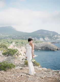 Inspiration cheveux très courts | Look Mariage | Queen For A Day - Blog mariage
