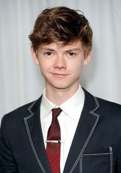 Thomas U're killing me with your smile