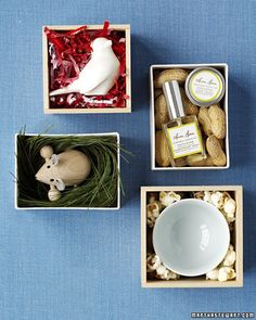 Eco-Friendly Gift-Packaging Materials. Clever and Cute.