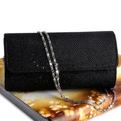 Women s Evening Shoulder Bag Bridal Clutch Party Prom Wedding Handbag  Review Bridal Clutch 2809533748a12