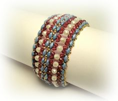 (5) Name: 'Jewelry : Tutorial Rainbow Bracelet