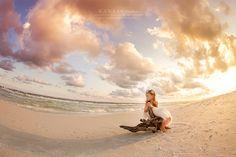 beach angel {santa rosa beach children's beach photographer}