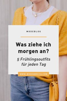 Was ziehe ich morgen an? 5 Frühlingsoutfits für jeden Tag findest du jetzt am Modeblog. www.whoismocca.com Band Shirt, Basic Shirts, Outfit Of The Day, Types Of Jeans, Long Legs, Everyday Outfits, Leather Jackets, Outfit Ideas, Dressing Up