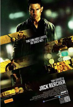 烈探狙擊/神隱任務(Jack Reacher)poster