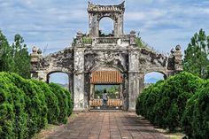 Văn miếu Huế / Temple of Literature @Huê - Pinned by Mak Khalaf Travel VietnamViêt Namasiadu lichtempletravelHuê by bashy